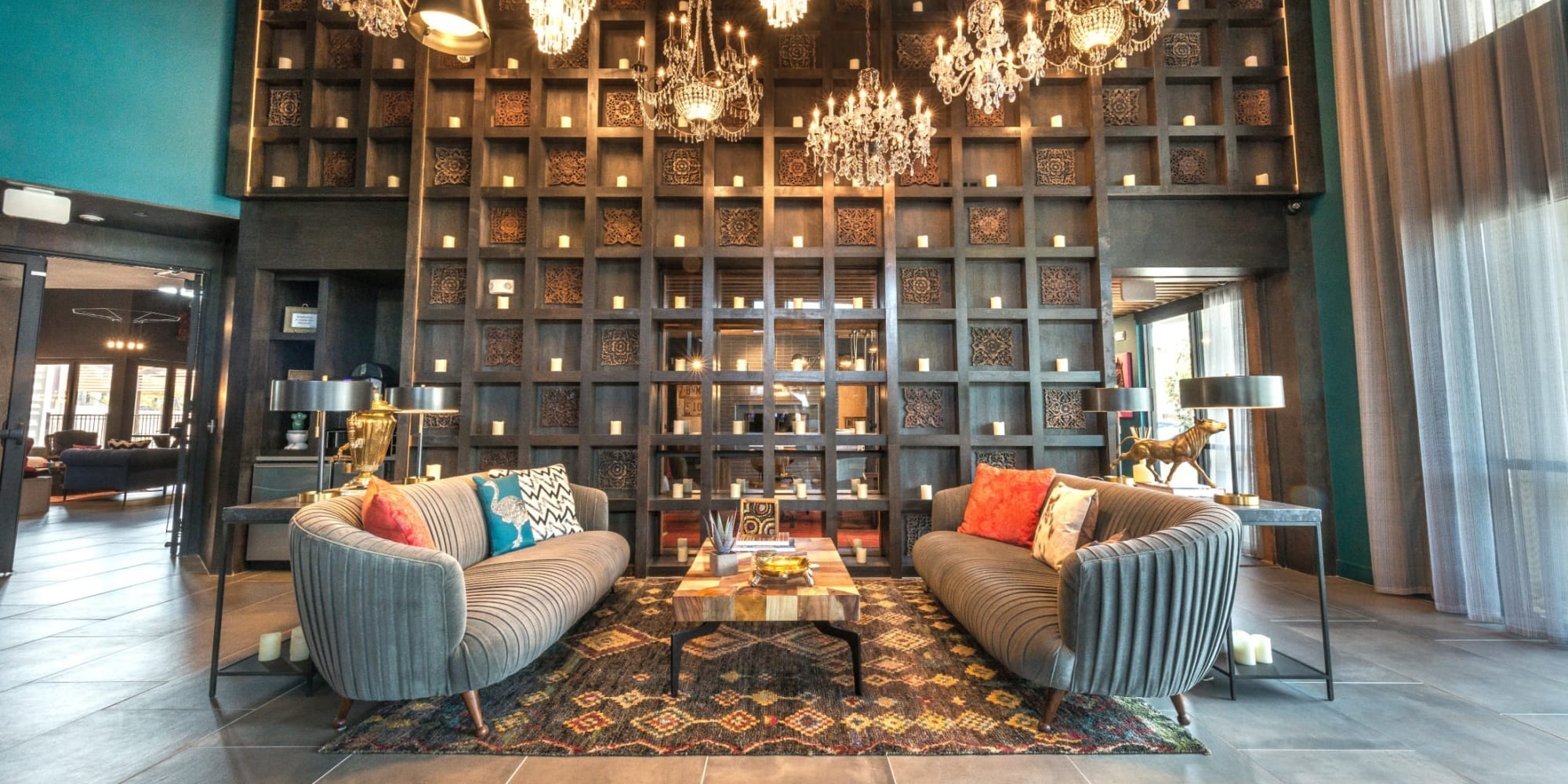 Apartments in Fort Worth, Texas at Mercantile River District