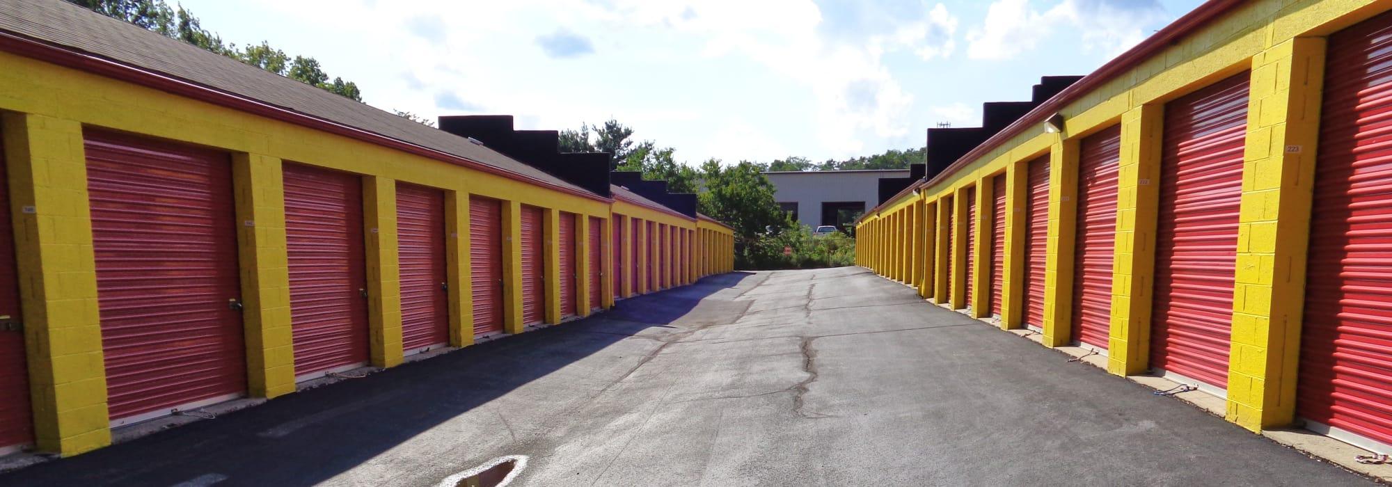 Prime Storage in Clinton, NJ