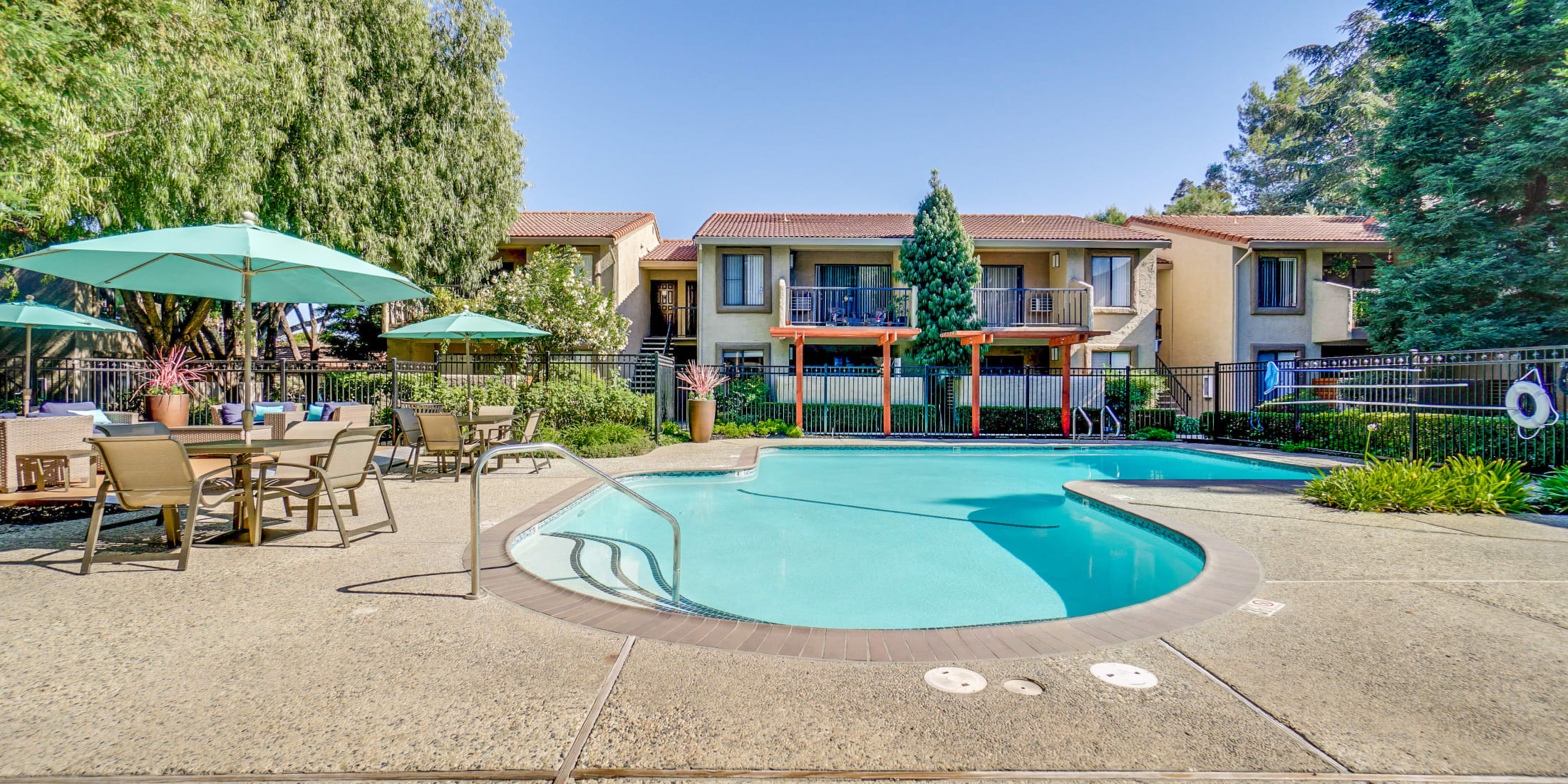 Pet friendly apartments in San Jose