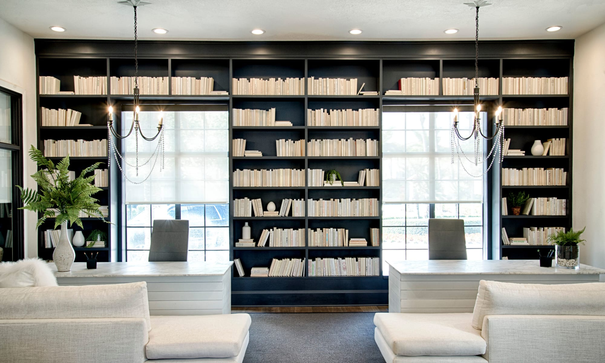Lobby at The Sophia at Abacoa | Luxury Apartments in Jupiter, Florida