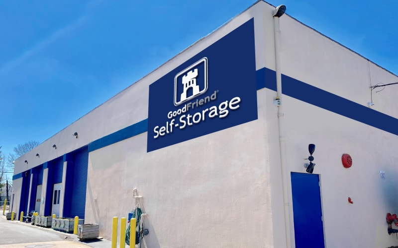 Leave a review for GoodFriend Self Storage New Hyde Park