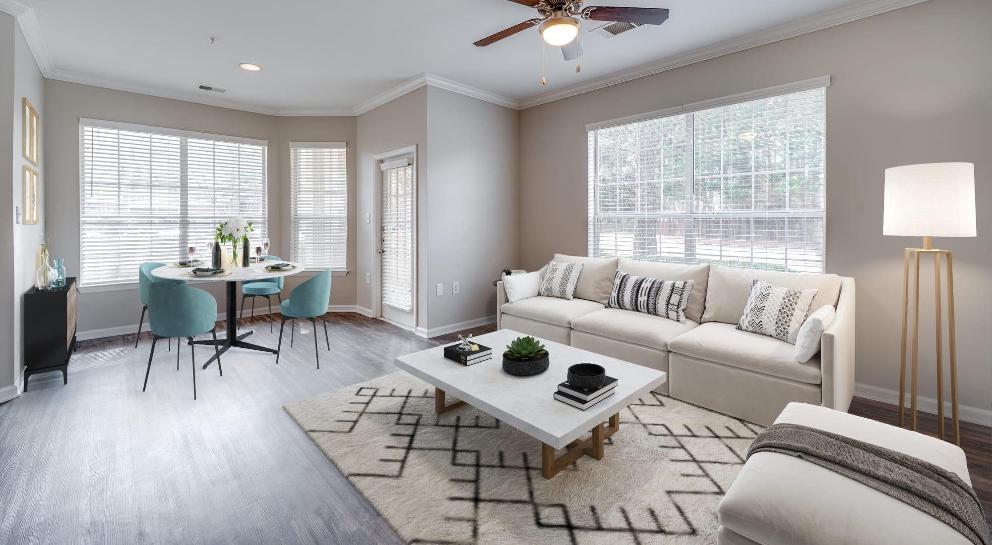 Preston View, North Carolina apartments at Preston View