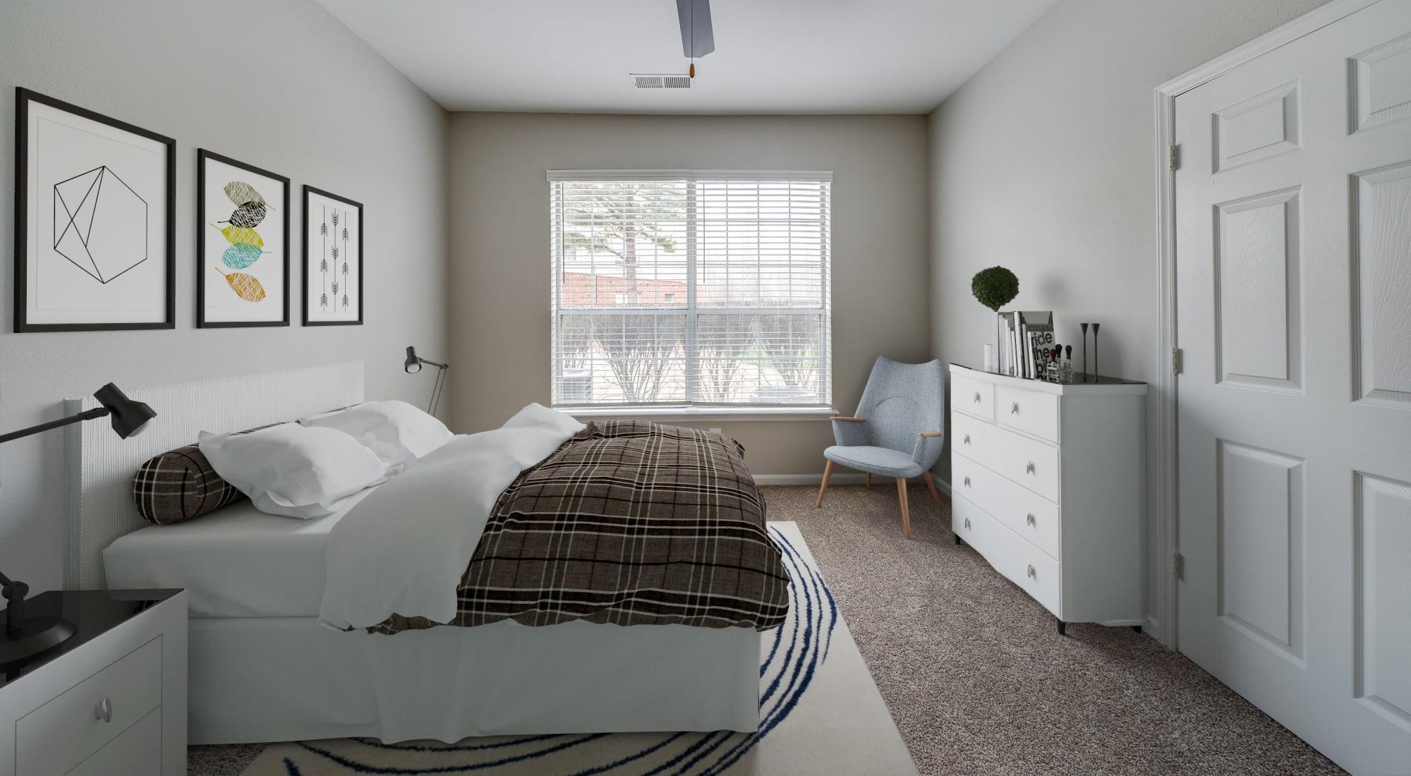 Apartments at Preston View in Morrisville, North Carolina