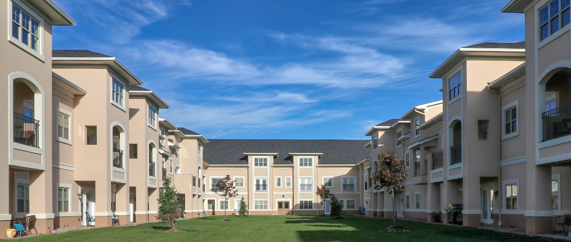 Apartments at Gateway Landing on the Canal in Rochester, New York