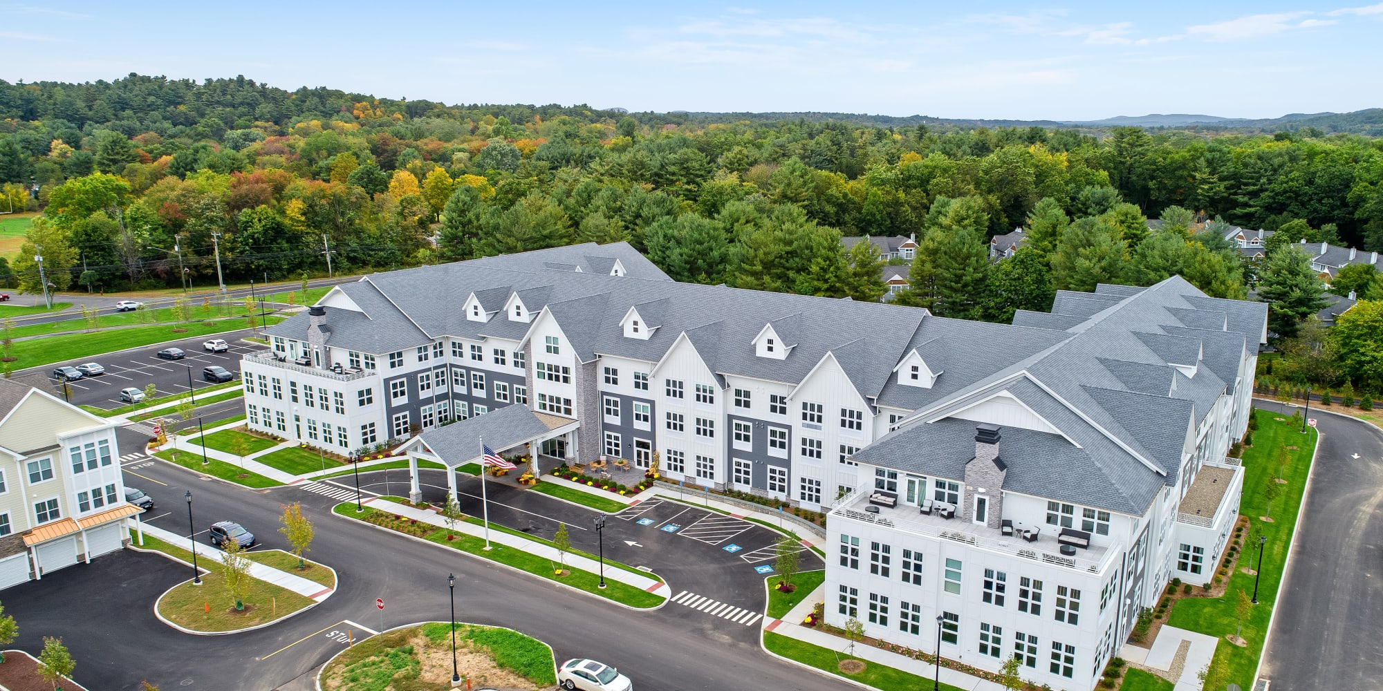 Senior living at Anthology of Simsbury in Simsbury, Connecticut