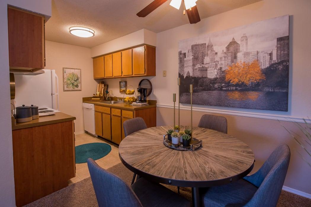 Studio, 1 & 2 Bedroom Apartments in Northwest Wichita, KS