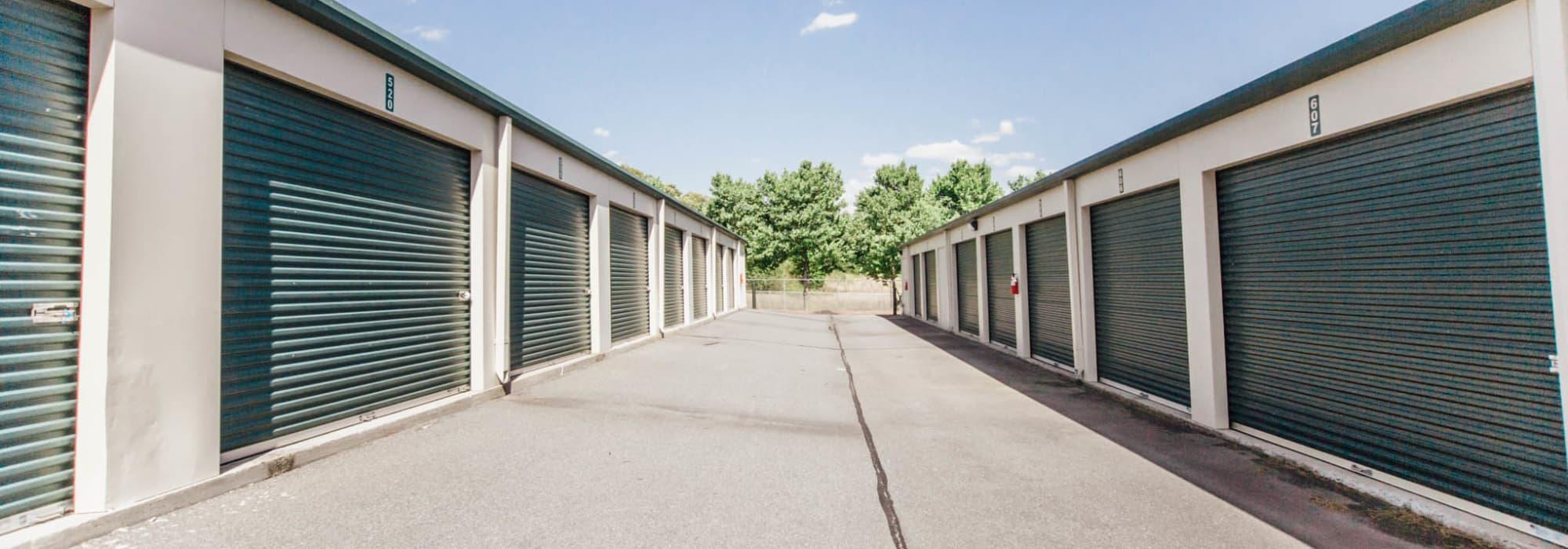 Harrisburg Nc Self Storage Near Unc Charlotte