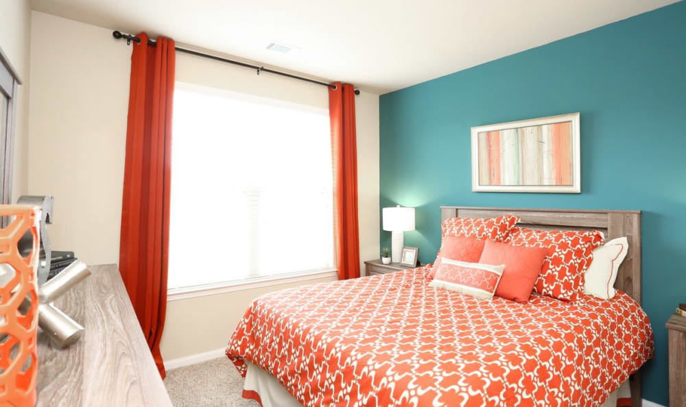 two bedroom for rent at Springs at May Lakes in Oklahoma City, OK