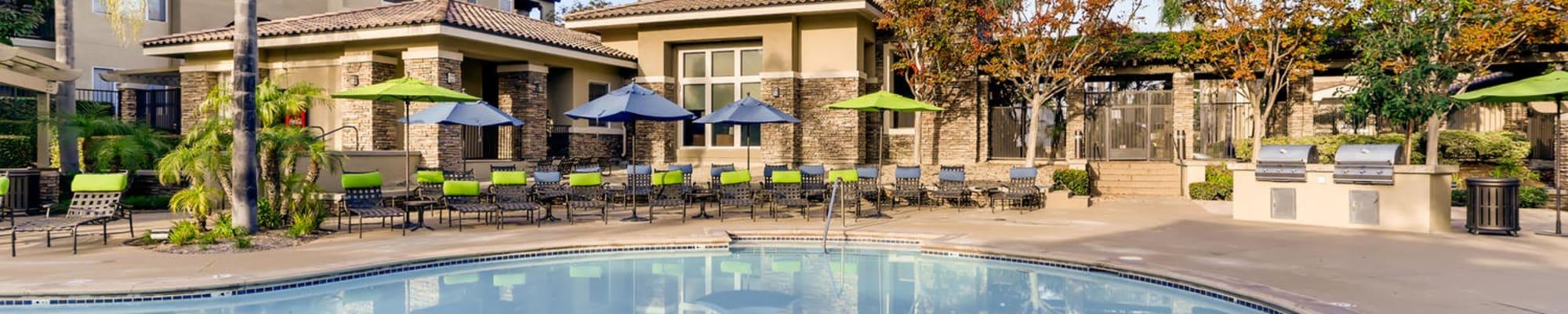 Amenities at Alize at Aliso Viejo Apartment Homes in Aliso Viejo, California