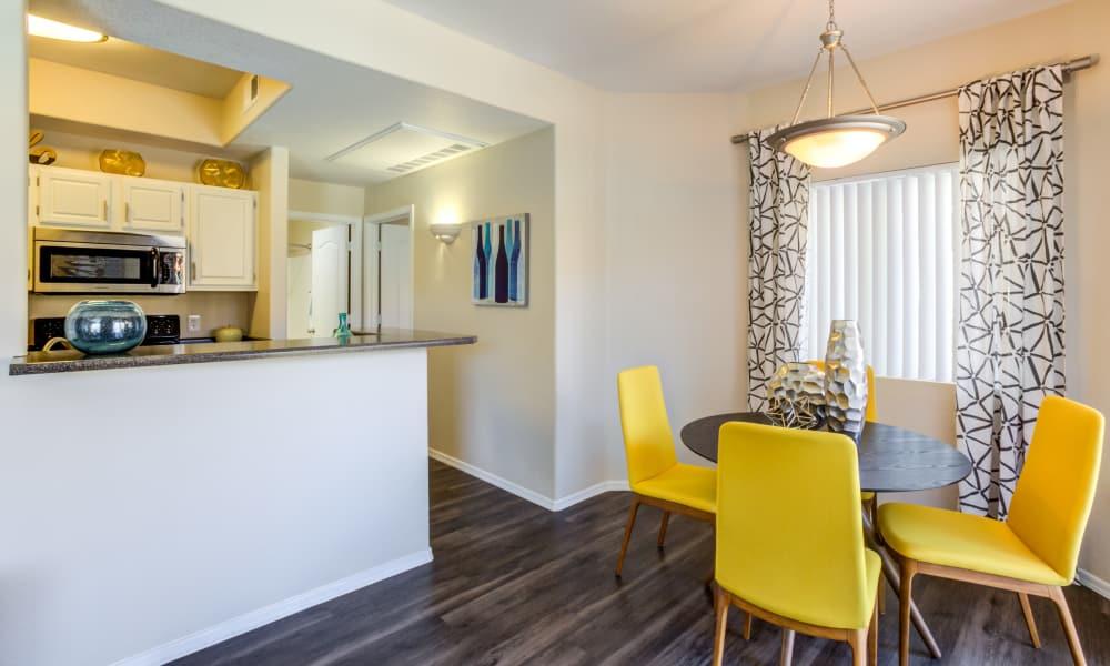 Dining Area at Tresa at Arrowhead Apartments in Glendale, AZ