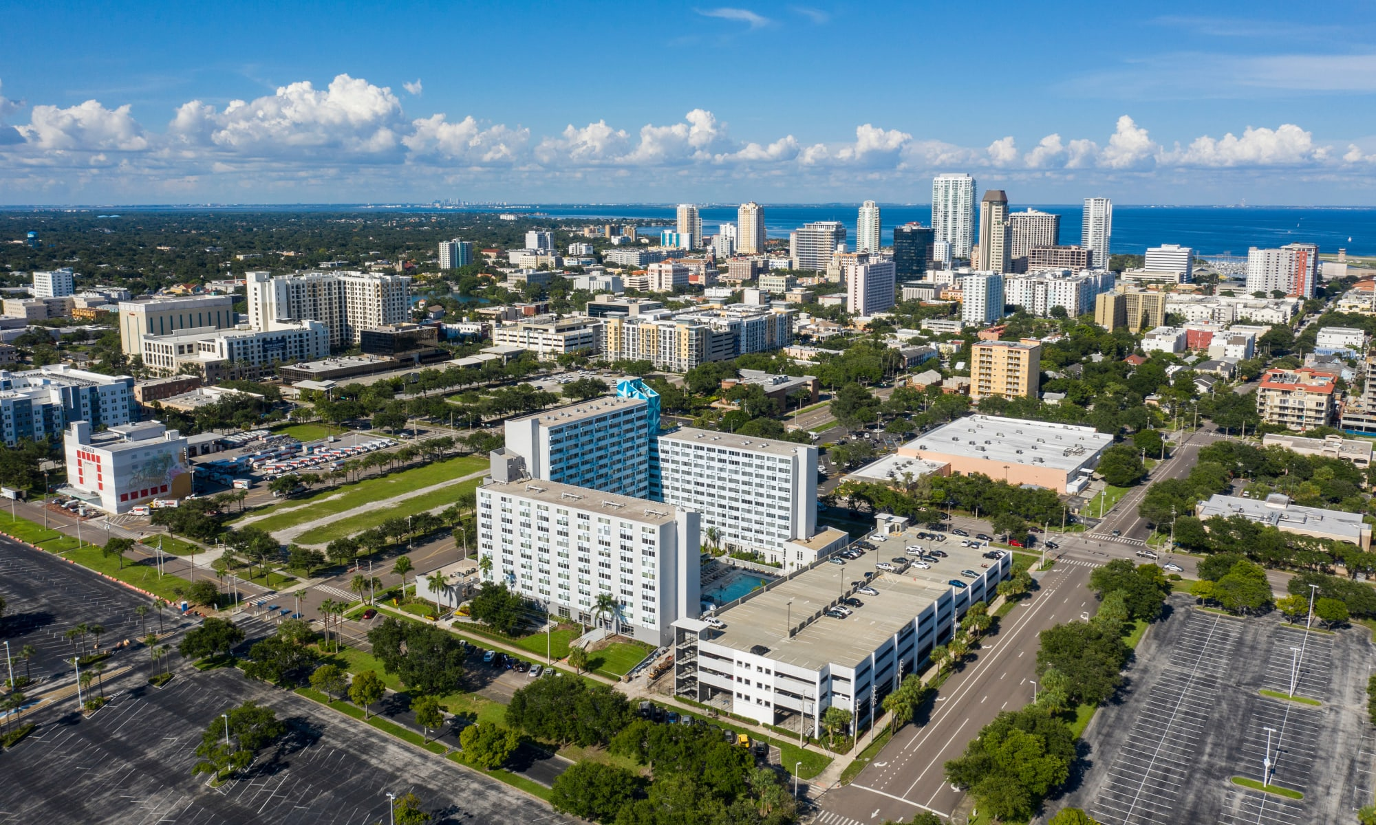 Apartments available at The Wayland in St Petersburg, FL