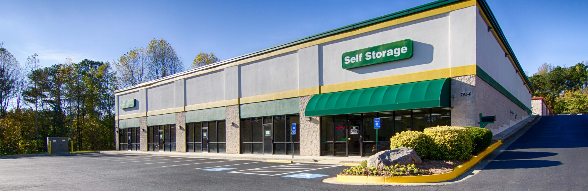 Gentil Metro Self Storage In Douglasville, GA