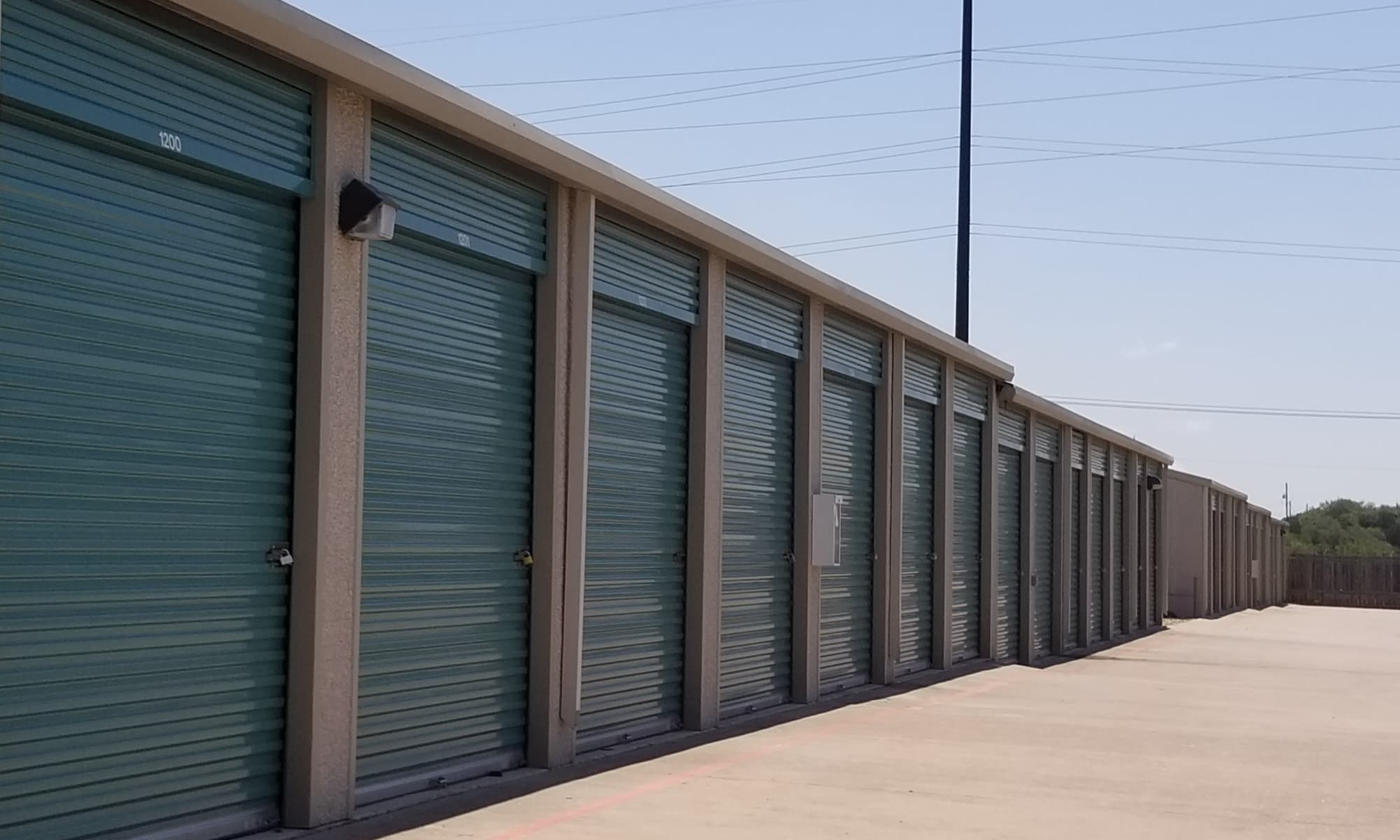 Self storage in Lakeway TX