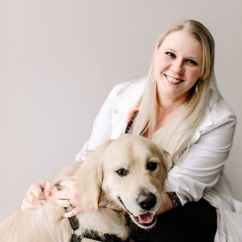 Kati Ryndak, DVM at Tonawanda Veterinary Clinic