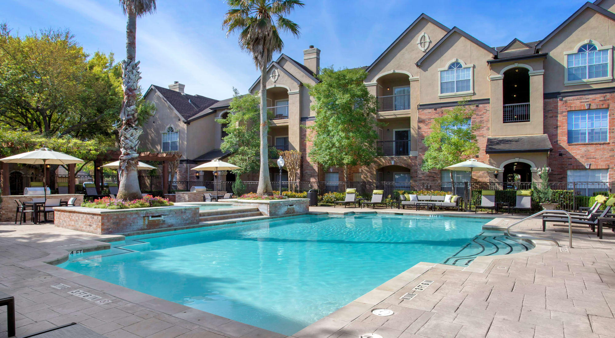 Amenities at Regency at First Colony in Sugar Land, Texas