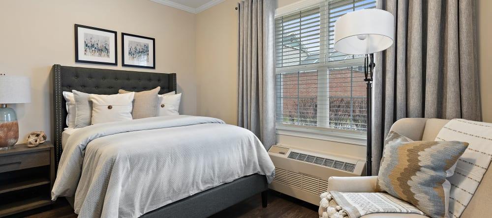 Bedroom at at Waltonwood Cherry Hill
