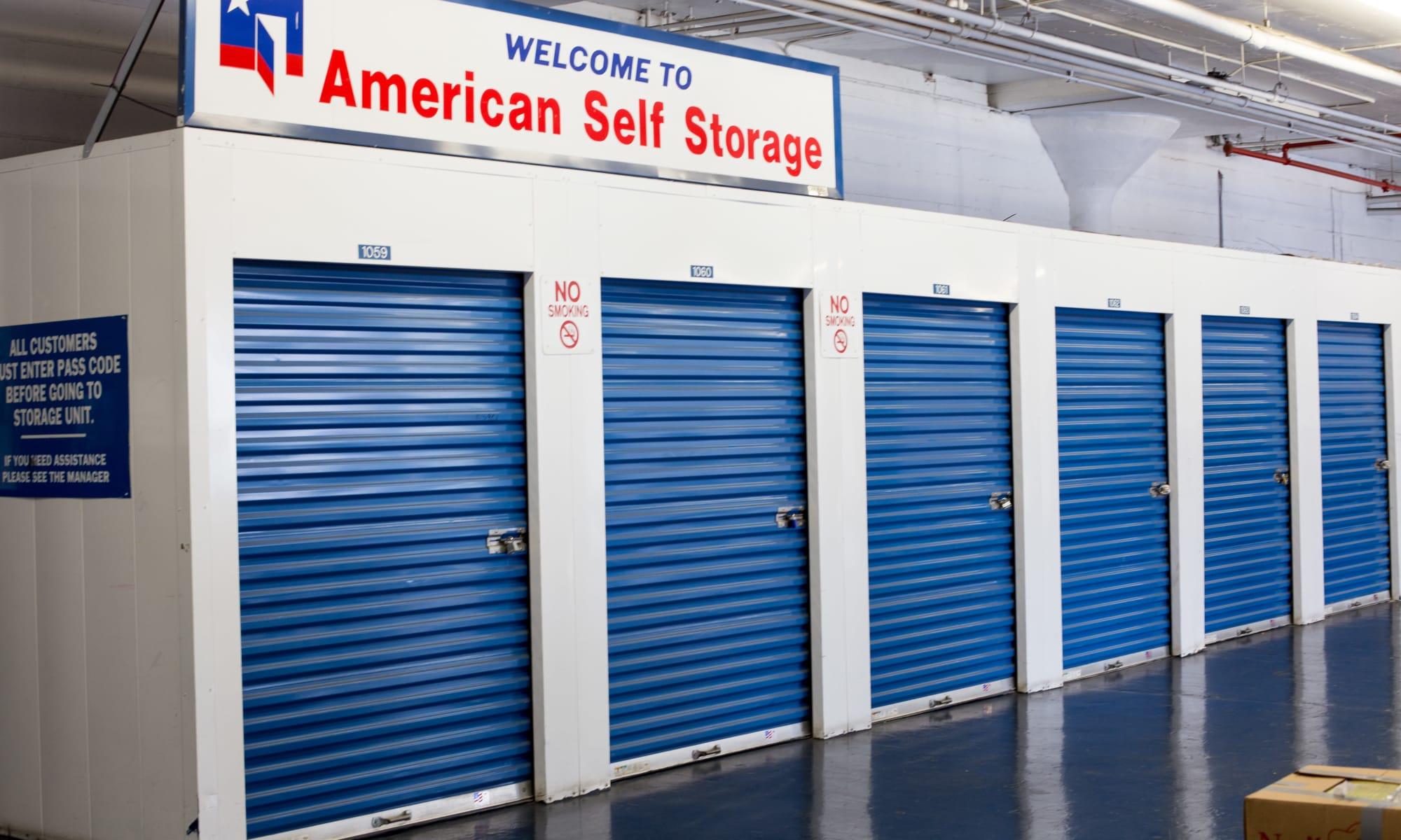 Self storage in Bronx New York
