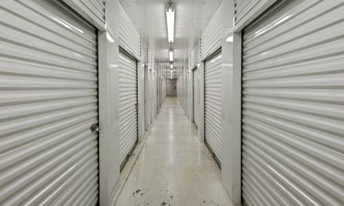 Interior Storage Units at Storage Star in Roy, Utah