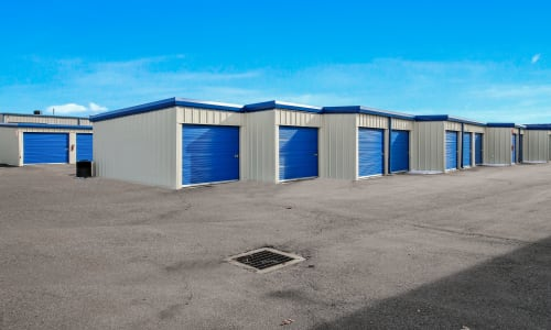 Storage Star in Roy, Utah Exterior Storage Units