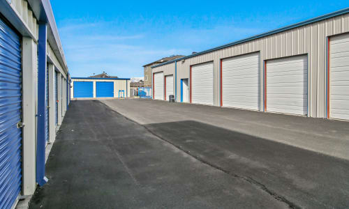 Come rent an Exterior Storage Unit at Storage Star in Roy, Utah