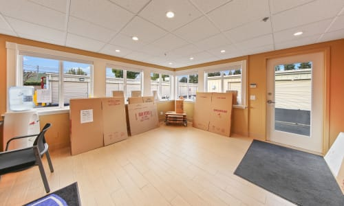 Office Space at Carneros Self Storage Park in Sonoma, California