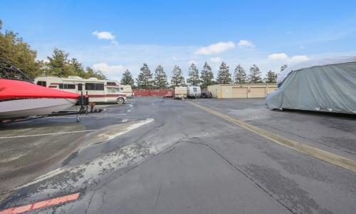 Boat Storage storage in Sonoma, California