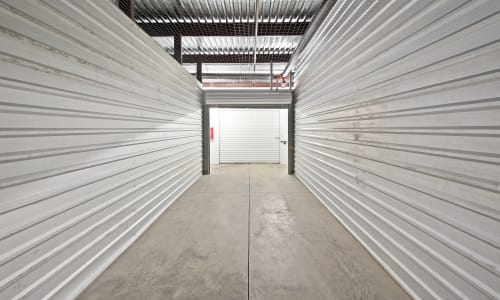 Storage facility Interior Storage Units at Storage Star offer large units