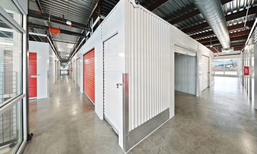 Climate Controlled storage units in Plano, Texas
