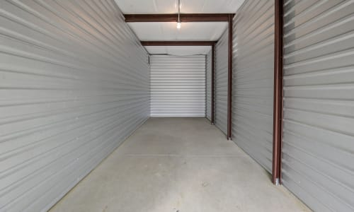 Large storage units available at American Value Storage in San Antonio, Texas