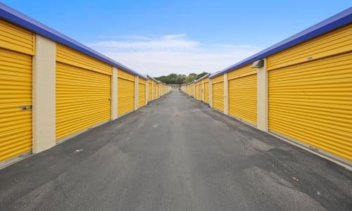 San Antonio, Texas storage facility Exterior Storage Units