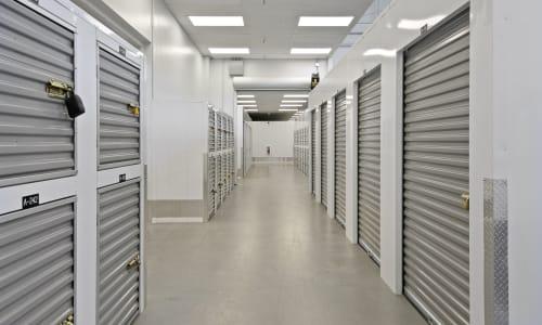 East Sac Self Storage features Interior Storage Units in Sacramento, California