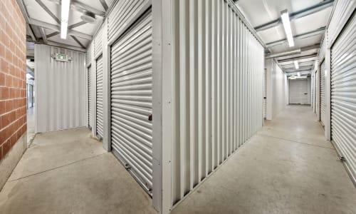 Interior Storage Units at Storage Star West Valley in West Valley, Utah