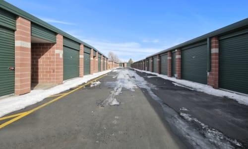 West Valley, Utah storage facility Exterior Storage Units