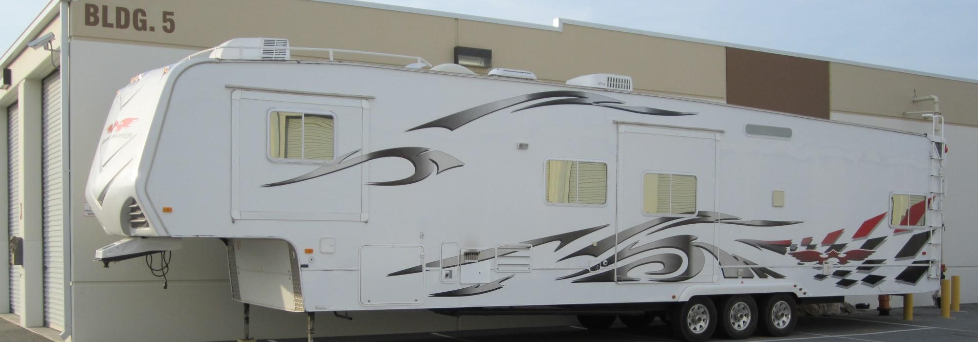 Daytona RV & Boat Storage self storage in Perris, California