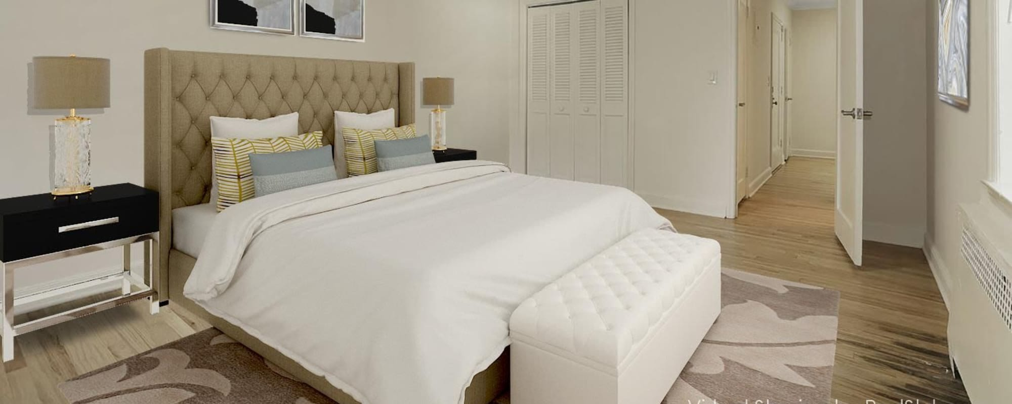 Amenities at Mayflower Apartments in Ridgewood, New Jersey