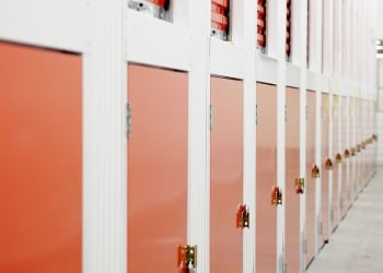 Outdoor units at 1-800-Self-Storage.com of Wixom in Wixom, Michigan