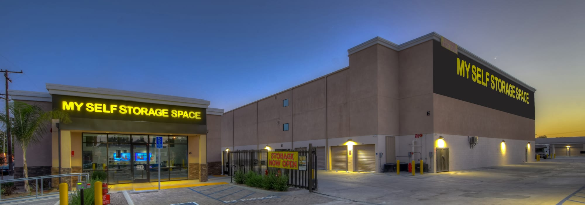 My Self Storage Space in Fullerton, California