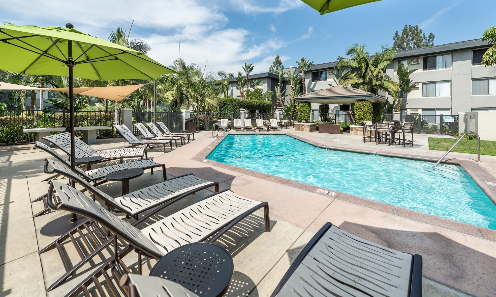 Pet friendly at UCE Apartment Homes in Fullerton, California