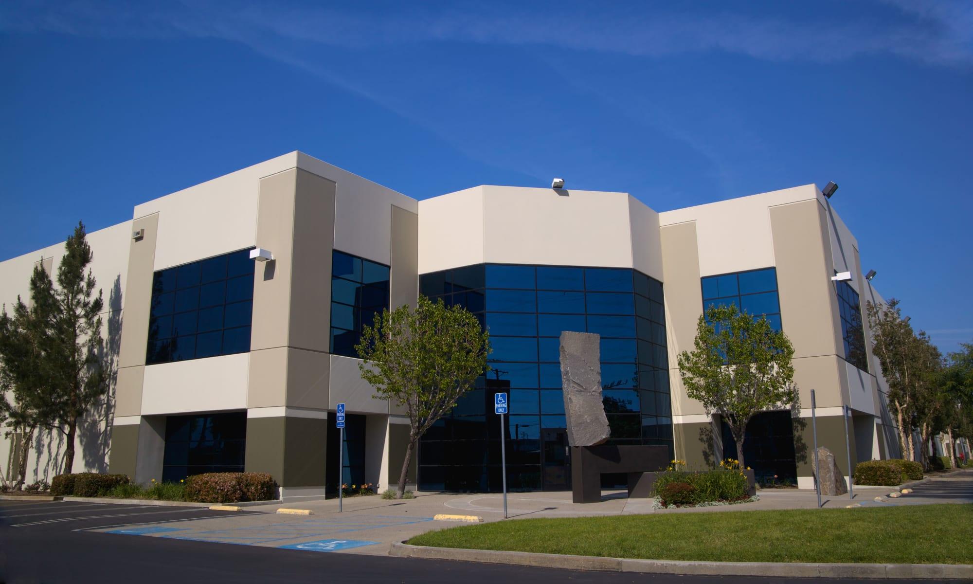 Fullerton Business Center apartments in Fullerton, California