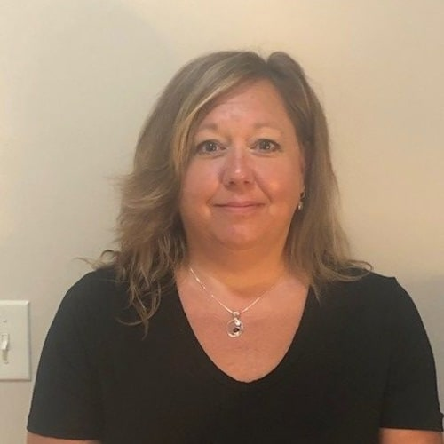 Tracy Baldis, Memory Care Coordinator of Keystone Place at Newbury Brook in Torrington, Connecticut