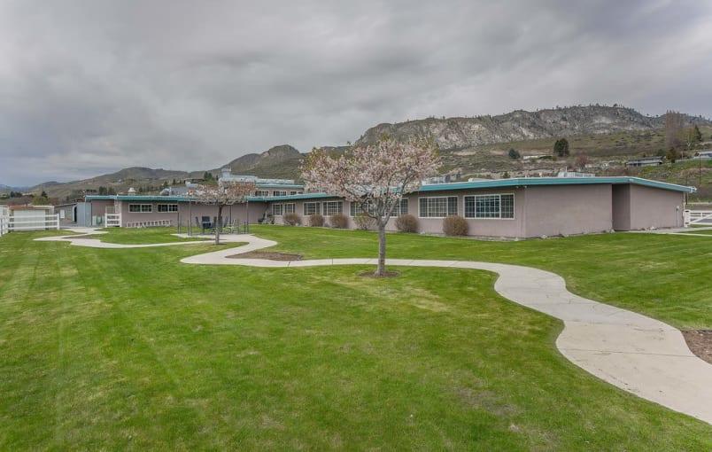 Photo tour of Regency Harmony House Rehabilitation & Nursing Center in Brewster, Washington