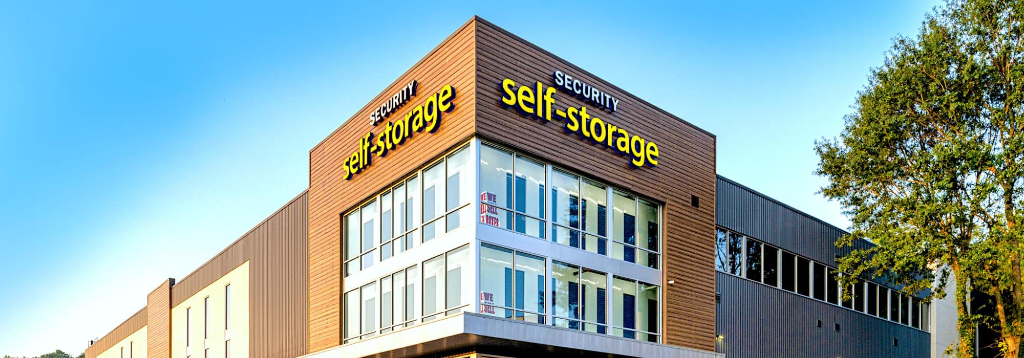 Security Self-Storage in Atlanta, Georgia