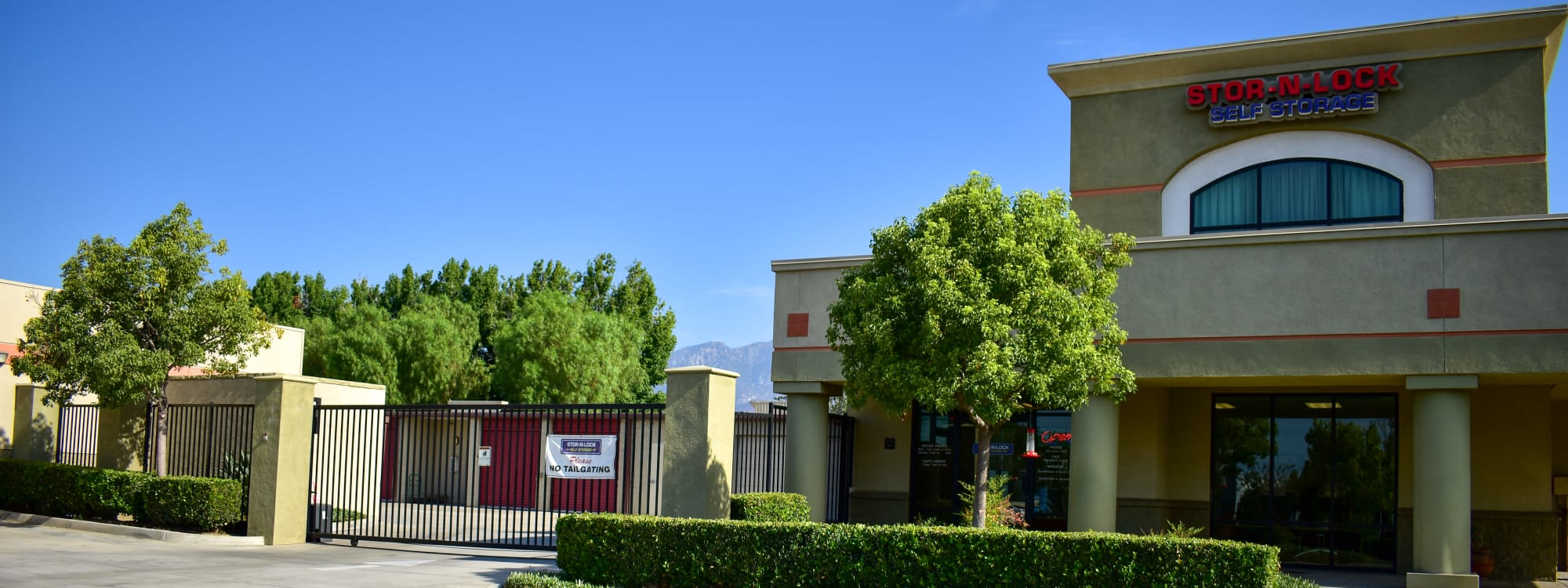 STOR-N-LOCK Self Storage in Rancho Cucamonga, California