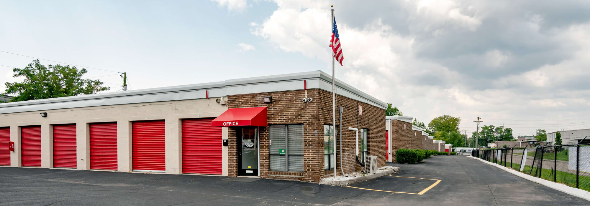 Metro Self Storage in Knoxville, TN
