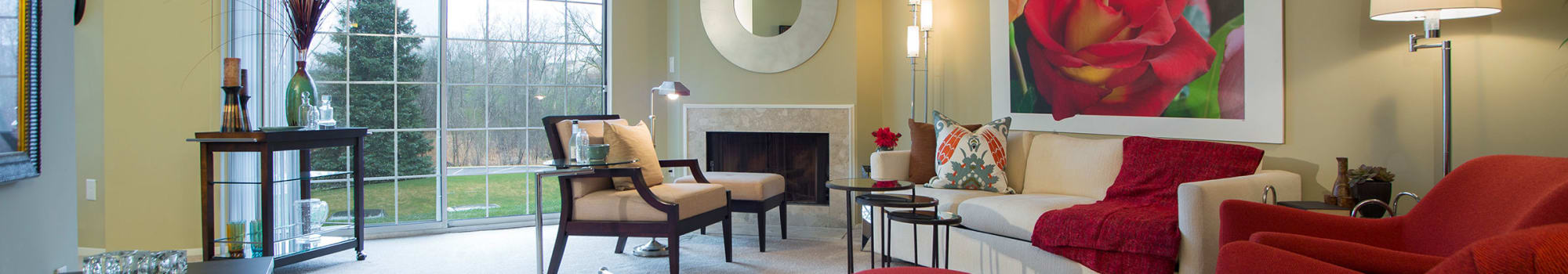 Suite stays at Aldingbrooke in West Bloomfield, Michigan