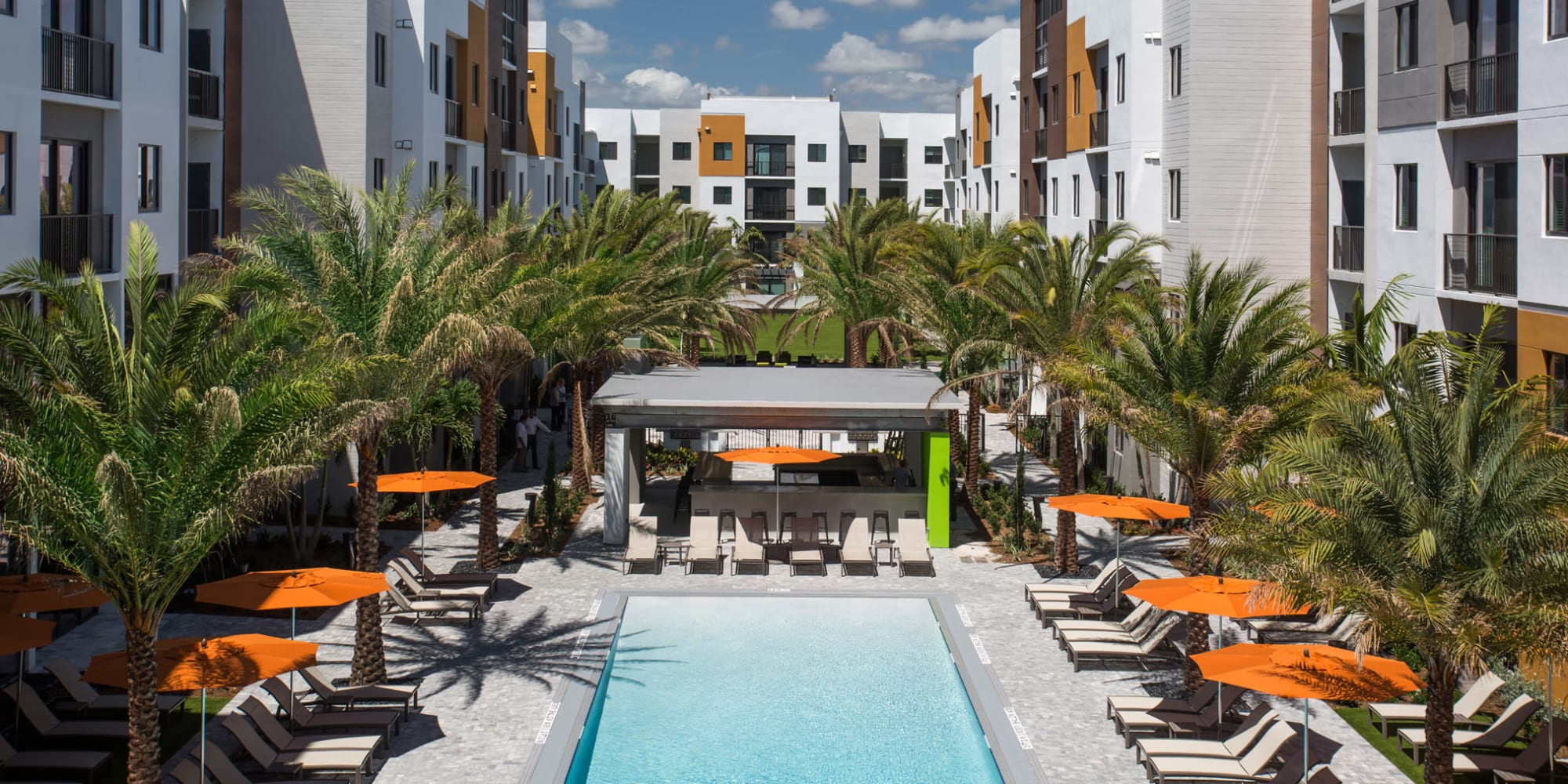 Apartments at University Park in Boca Raton, Florida