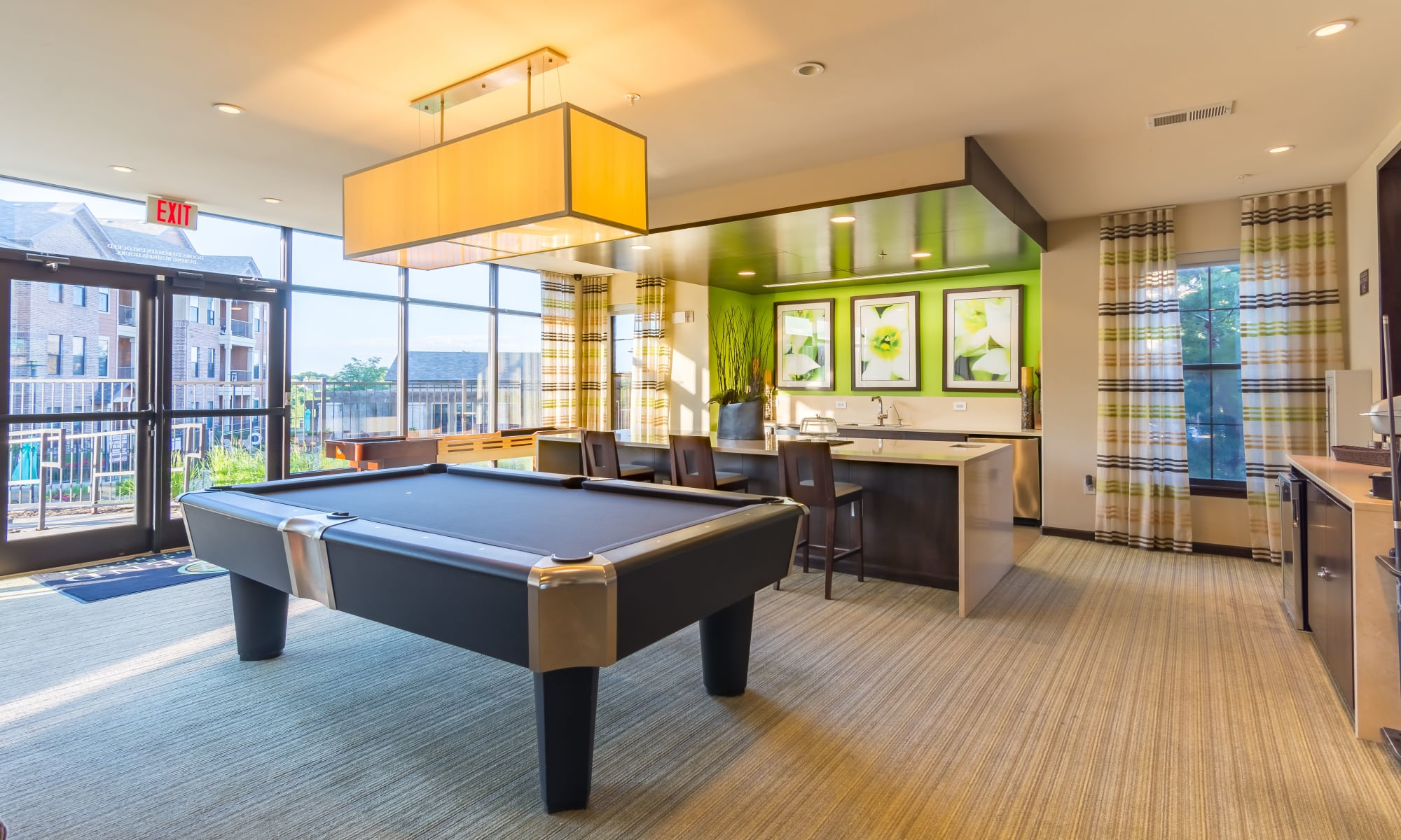 Learn more about our apartment community at West End at City Center in Lenexa