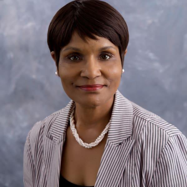 Elaine Austin, the Executive Director at Inspired Living Alpharetta in Alpharetta, Georgia