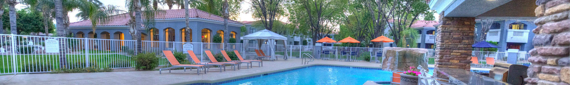 Learn more about our apartment homes for rent at San Valiente Luxury Apartment Homes in Phoenix