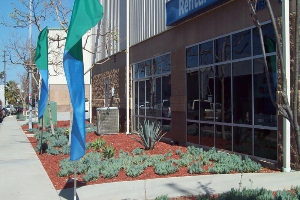 Rental Office at Storage Etc... Hancock St